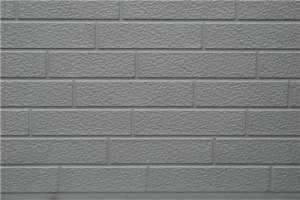古墙灰标砖
